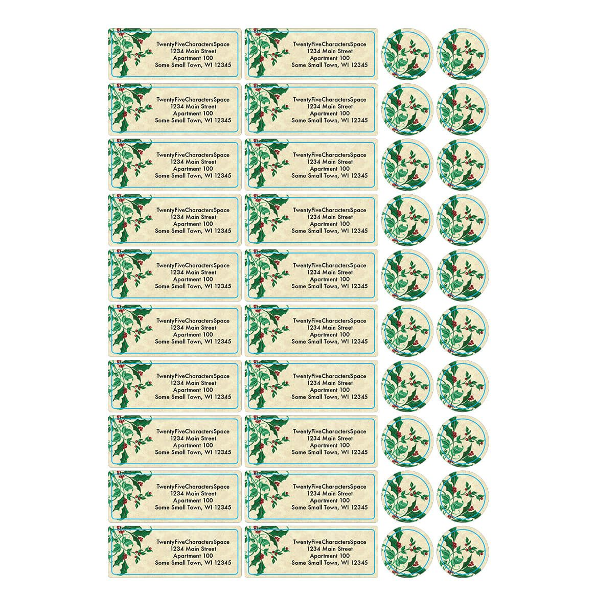Personalized He is the Way Address Labels & Envelope Seals 20-364730