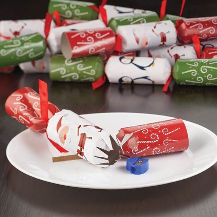 Christmas Crackers, Set of 12-364754
