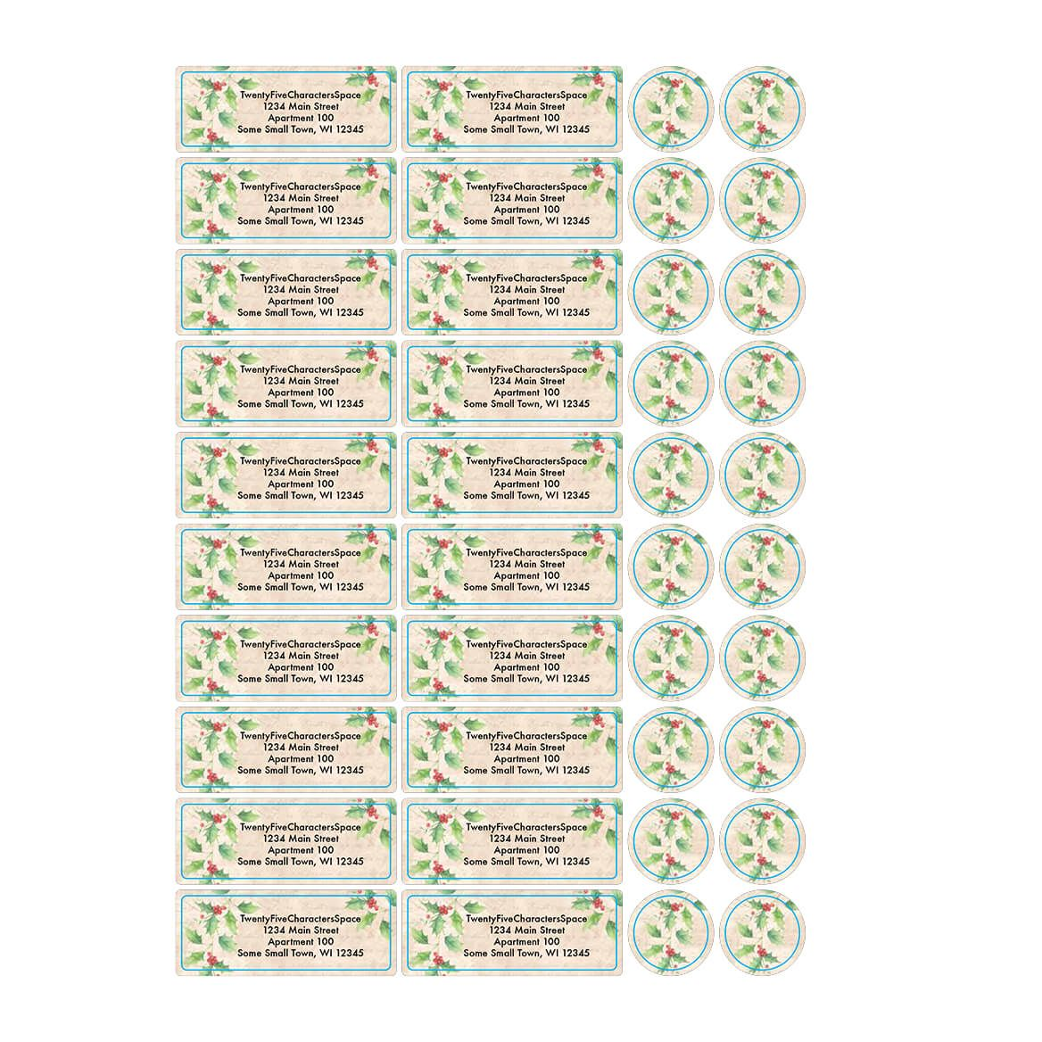 Personalized Good News Address Labels & Envelope Seals 20-364784