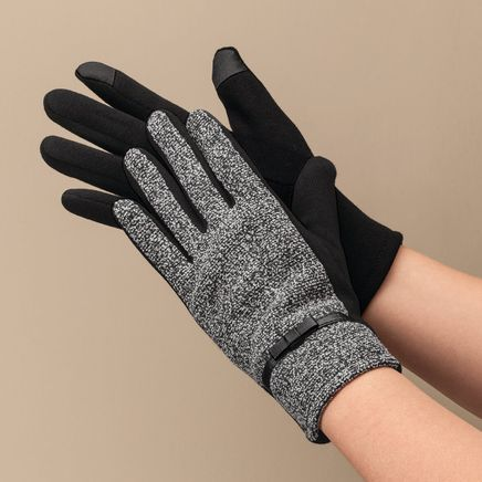Jack & Missy™ Two-Tone Texting Gloves-364845