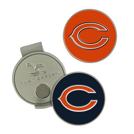 NFL Hat Clip & Ball Markers, Set of 3-365284