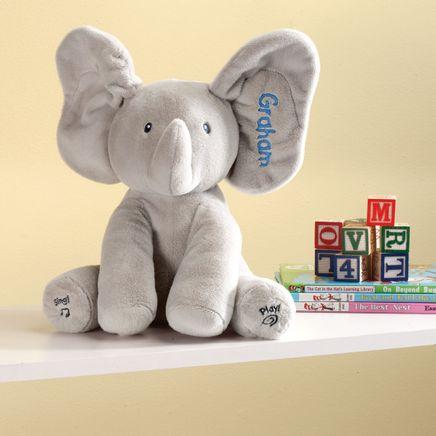 Personalized Flappy Elephant-365396