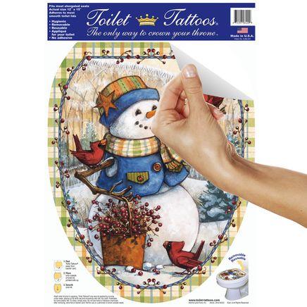 Holiday Toilet Tattoos®-365414