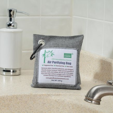Bamboo Charcoal Air Purifying Bag-365418