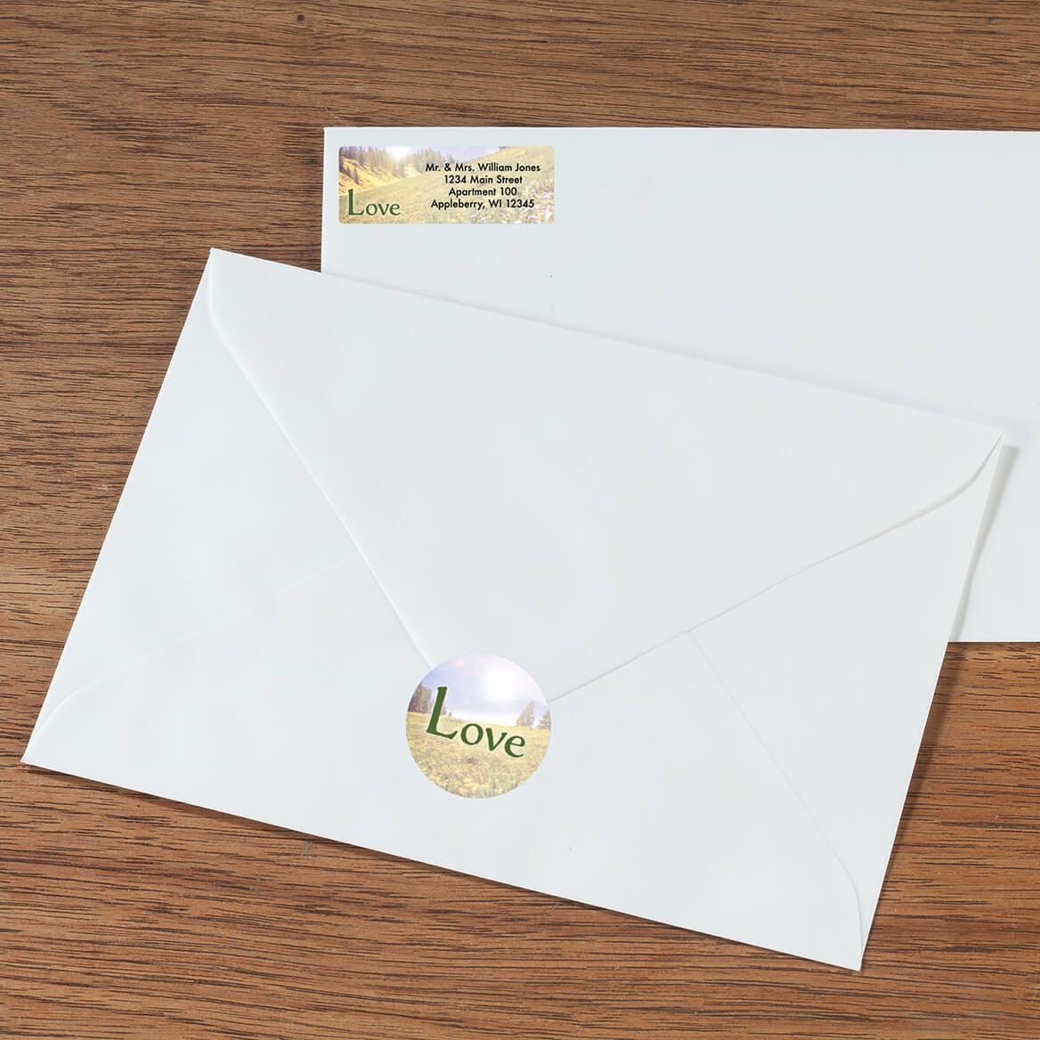 Personalized Faith Labels & Envelope Seals 60-365589