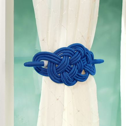 Braided Curtain Tie-Backs, Set of 2-365682