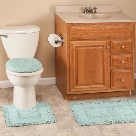 3-Piece 100% Cotton Bath Set-365691