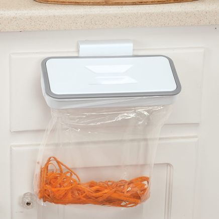 Hanging Trash Bag Holder wih Lid-365853