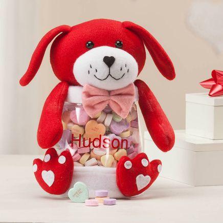 Personalized Valentine's Day Treat Jars-365867