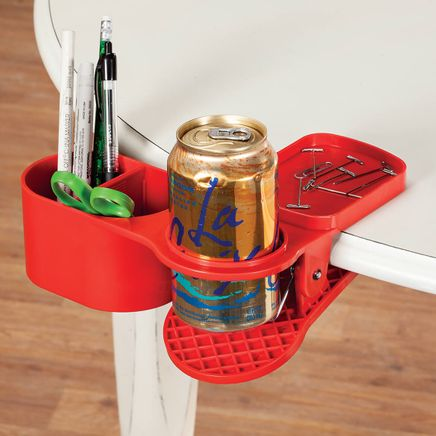 Clip-On Table & Chair Organizer-365917