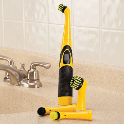 Rotating 5-Piece Scrubber Set-365958