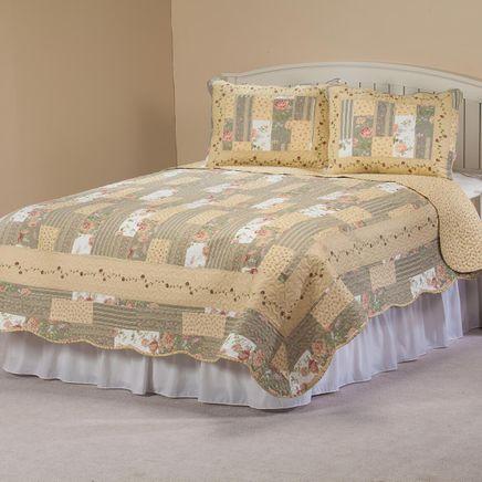 Weston 3-Piece Quilt Set-365970
