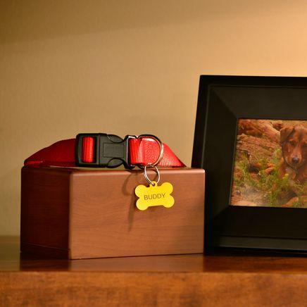 Personalized Box Pet Urn-366095