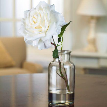 Illusion Glass Rose Stem by Oakridge™-366347