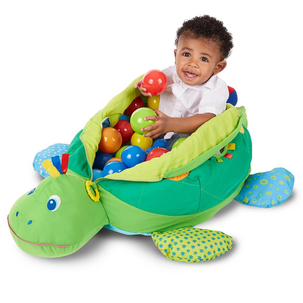 Melissa & Doug® Turtle Ball Pit-366390