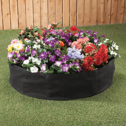 "49"" Round Outdoor Planter Bag-366624"