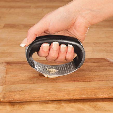 Home Marketplace Roller Garlic Press-366960