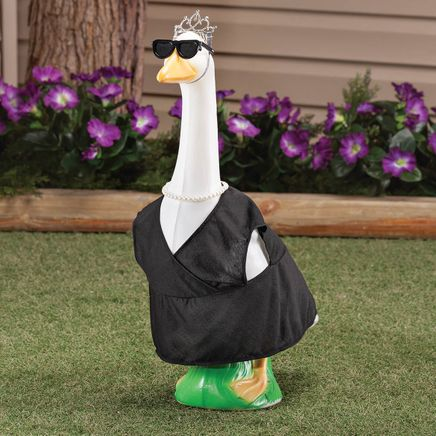Vintage Movie Star Goose Outfit-367011