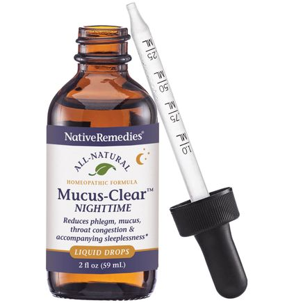 Native Remedies® Mucus-Clear™ Nighttime-367338