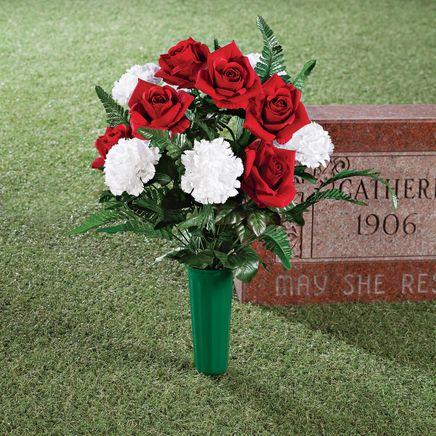 Rose and Carnation Memorial-367357