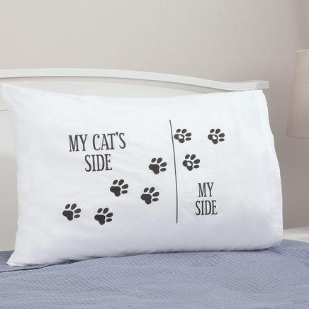 Cat's Side Pillowcase-367396