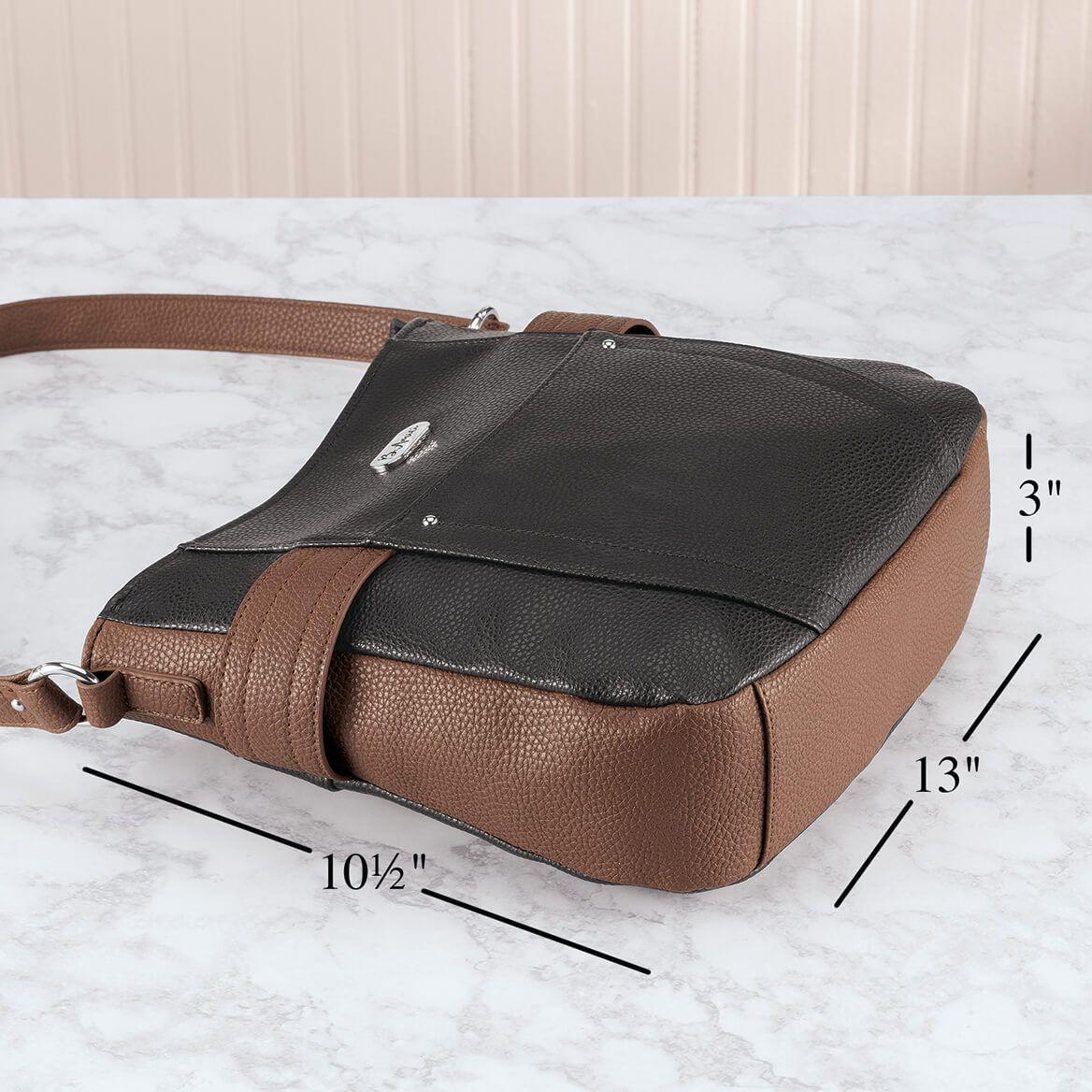 B.Amici™ Emily RFID Essential Leather Shoulder Bag-367450