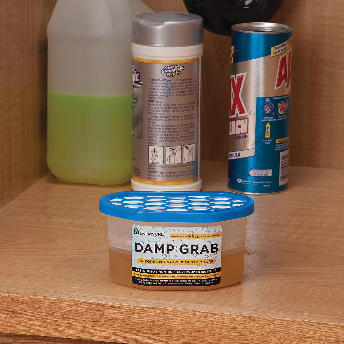 Damp Grab by LivingSURE™-367459