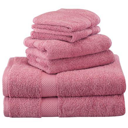Super Soft 6-Pc. Towel-367490