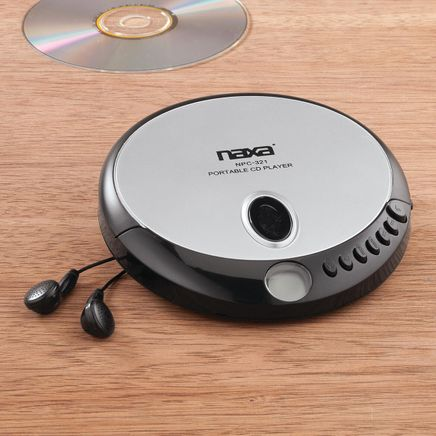 Naxa® CD Player-367500