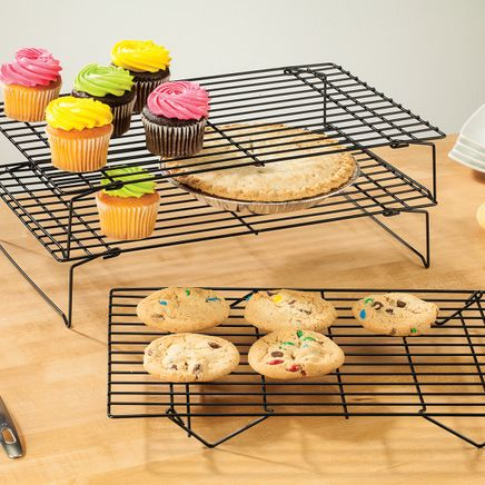 3-Pc. Cooling Rack Set by Chef's Pride™-367502