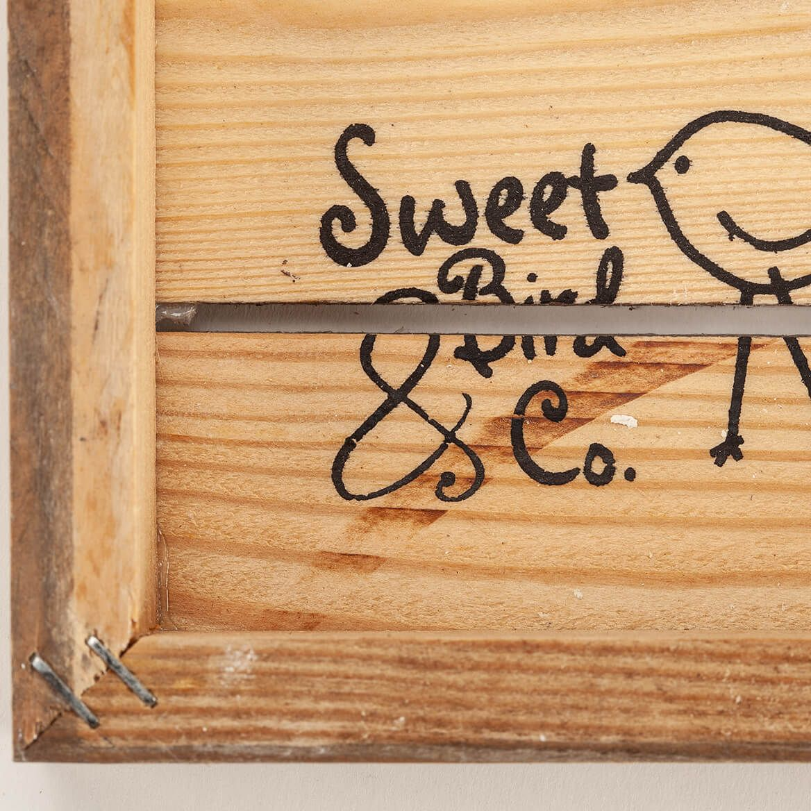Personalized Happily Ever After Reclaimed Wood Sign by Sweet-367661