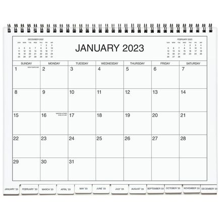 3 Year Calendar Diary 2021-2023 Blue-367846