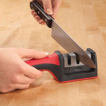 3 Section Knife Sharpener by Chef's Pride-367918