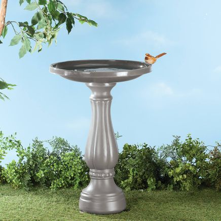 Peppercorn Bird Bath-368082