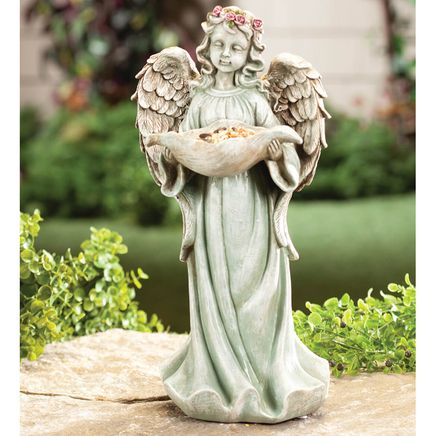 Resin Solar Angel Statue-368139