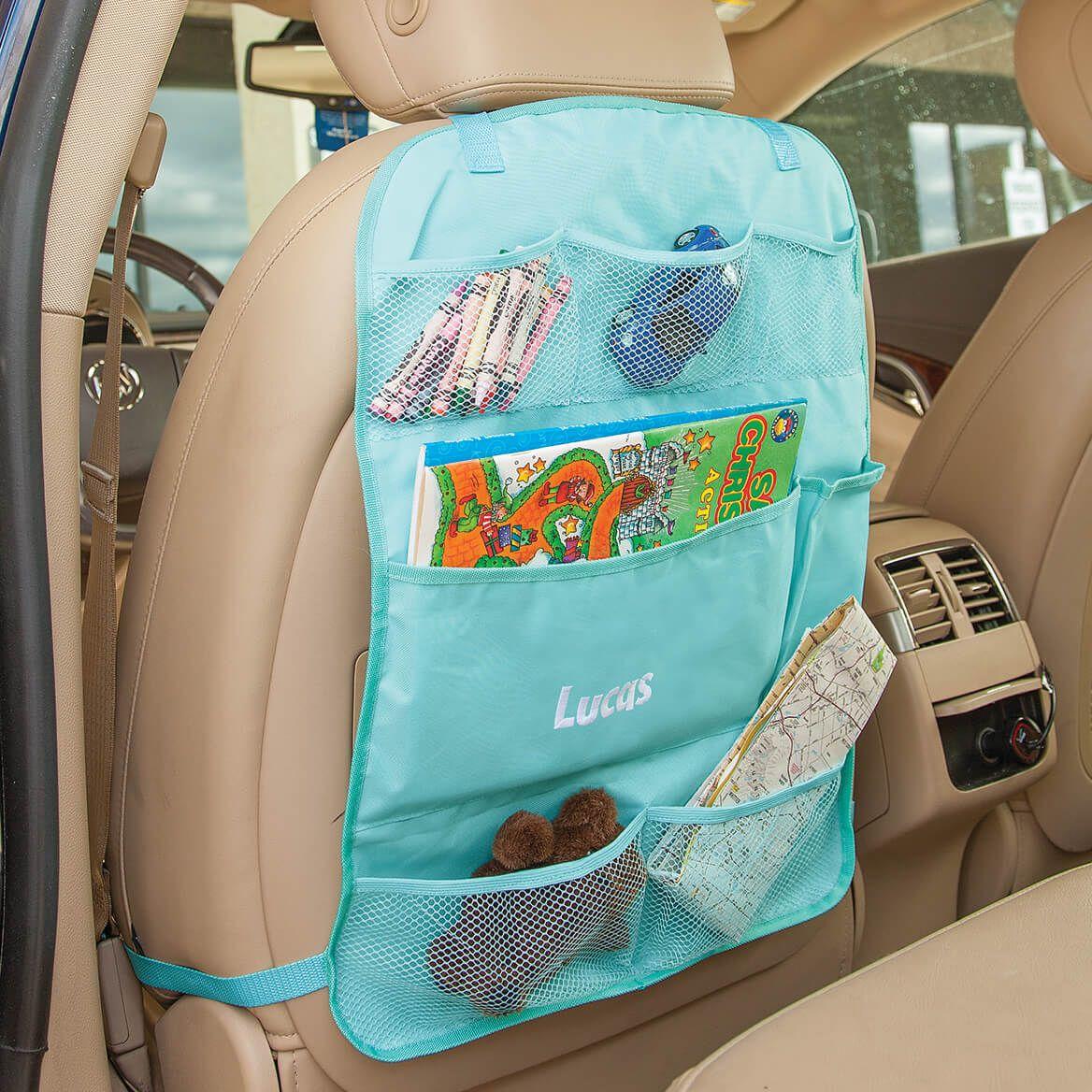 Personalized Children's Back Seat Organizer-368185