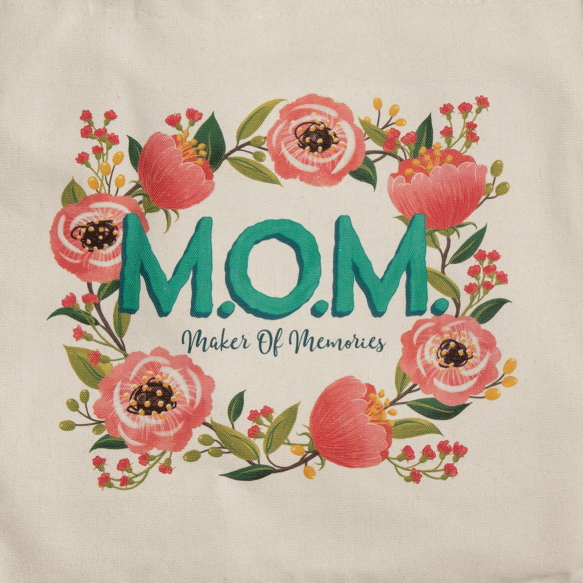 Personalized M.O.M. Makers of Memories Tote-368355