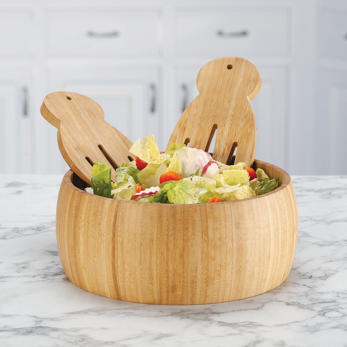 Bamboo Salad Hands-368459