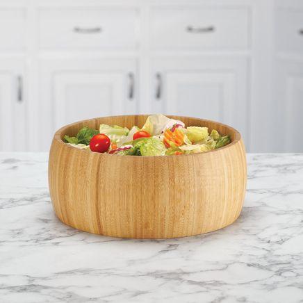 """Bamboo 10"""" Salad Bowl-368460"""