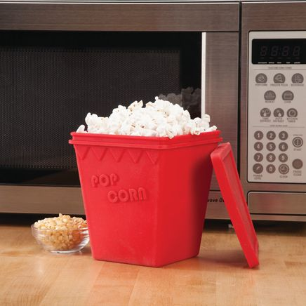 Microwave Popcorn Popper by Chef's Pride-368466