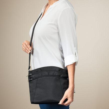 Sophia Microfiber 3-Pc. Handbag Set-368467
