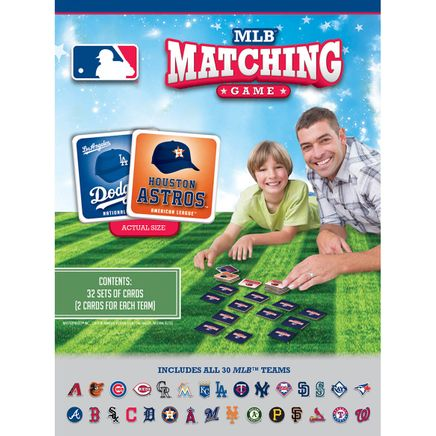 MLB Matching Game-368506
