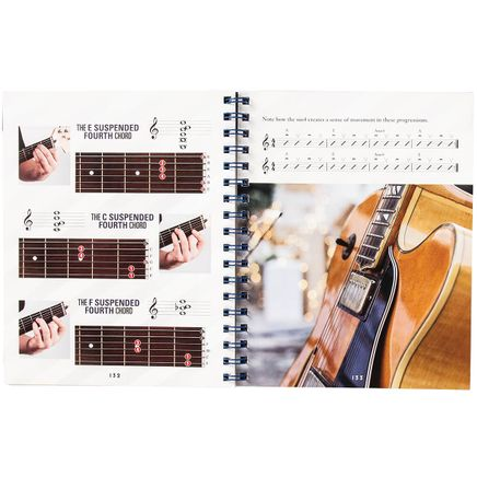 Learn Something New Play Guitar Book-368655