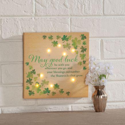 Mini Irish Prayer Canvas-368719