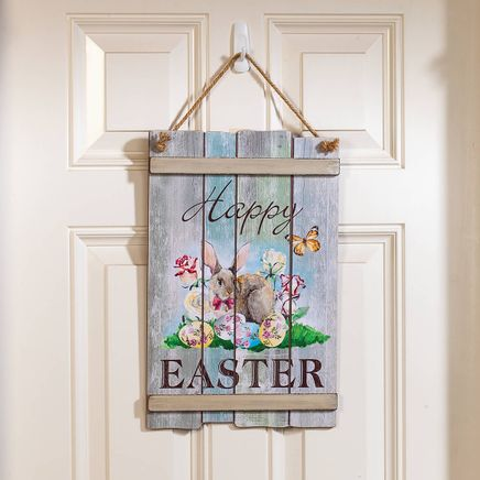 Happy Easter Pallet Sign-368721
