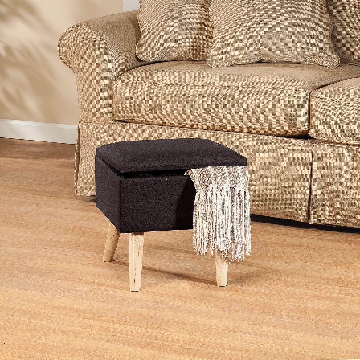 OakRidge™ Square Footstool Storage Ottoman-368765