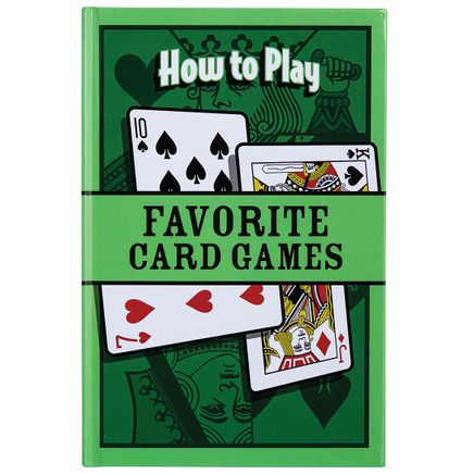 How To Play Card Games Books, Set of 5-368869