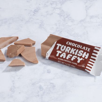 Bonomo Turkish Taffy®, Chocolate, Set of 3-368941