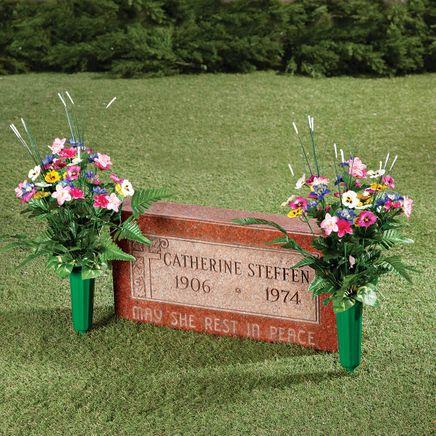 Pansy Memorial Bouquet-369051