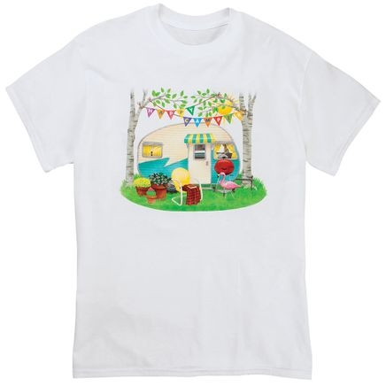 Happy Camper T-Shirt-369128